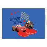 Fueled up for Fun! Greeting Card