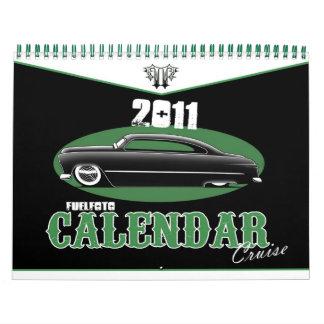 FuelFoto Hot Rod Calendar Cruise 2011 - #1