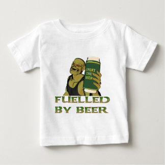 Fuelled by beer baby T-Shirt