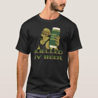 Fuelled by beer T-Shirt