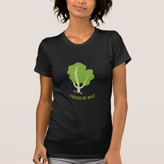 Fuelled by Kale running kale T-Shirt
