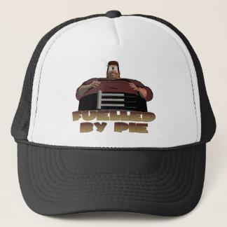 Fuelled by pie trucker hat