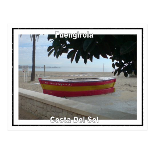 Fuengirola Postcard