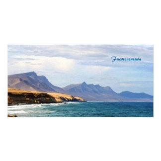Fuerteventura Photo Card