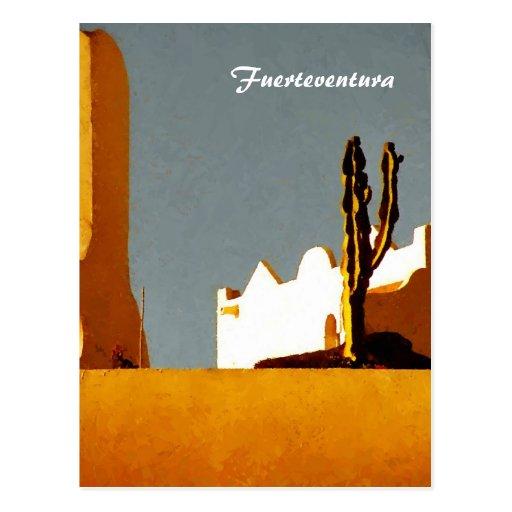 Fuerteventura Post Cards