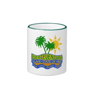 Fuerteventura State of Mind mug - choose style
