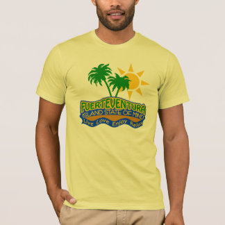 Fuerteventura State of Mind shirt - choose style