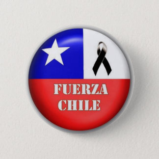 Fuerza Chile - 2010 6 Cm Round Badge
