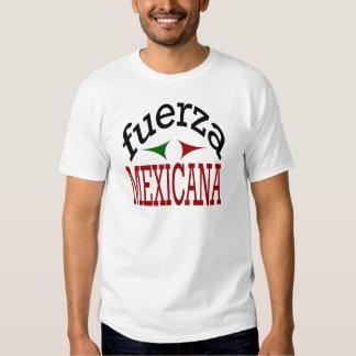 Fuerza Mexicana T-shirt