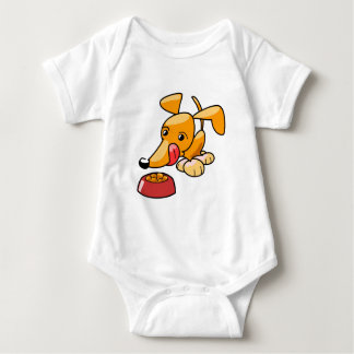 Fuffy Baby Bodysuit