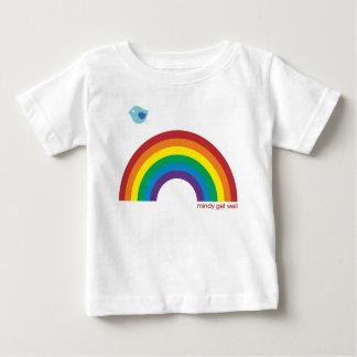 FUG Kids Rainbow Bird Infant T-Shirt
