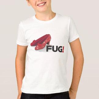 FUG Kids Ruby Slippers T-Shirt