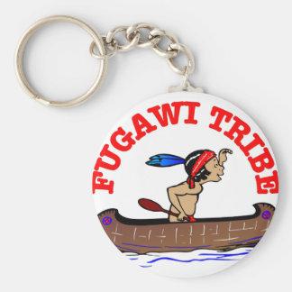 Fugawi Tribe Basic Round Button Key Ring