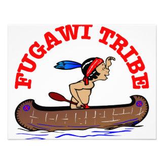 Fugawi Tribe Custom Announcements