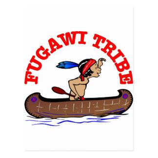 Fugawi Tribe Postcard