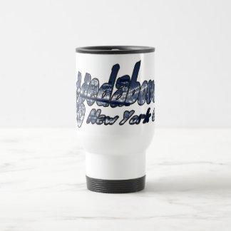 Fuggedaboutit- Brooklyn, NYC Travel Mug