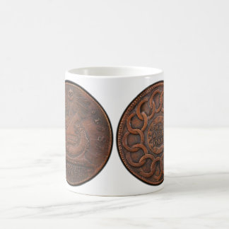 Fugio Cent Mind Your Business Front and Back Coffee Mug