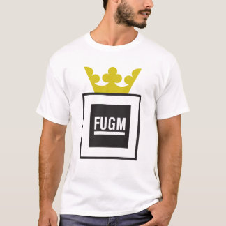 FUGM with Saab Crown by SAB T-Shirt (No Copyline)