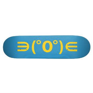 Fugu Kaomoji Japanese Emoticon Skate Board Decks