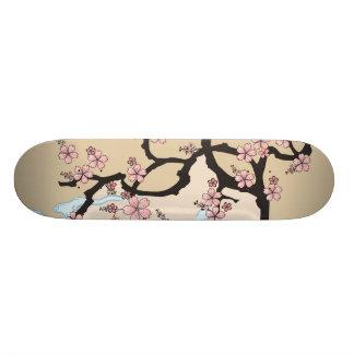 Fuji and Sakura: skateboard (sakura version) Skateboard Deck