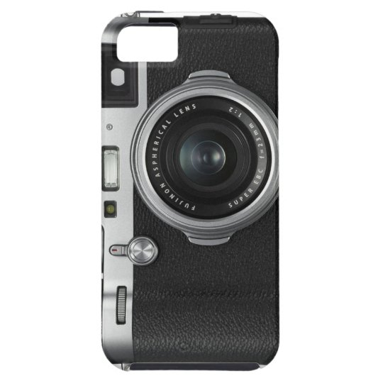 Fuji film iPhone Case