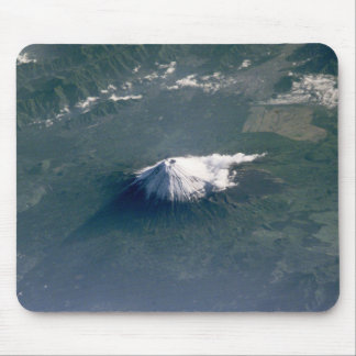 Fuji Mountain (from ISS) Mouse Pad