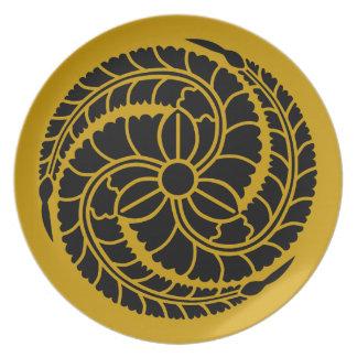 Fujidomoe (B) Party Plate