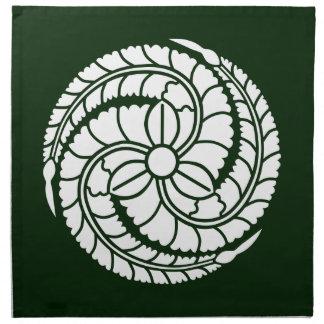 Fujidomoe (W) Cloth Napkins