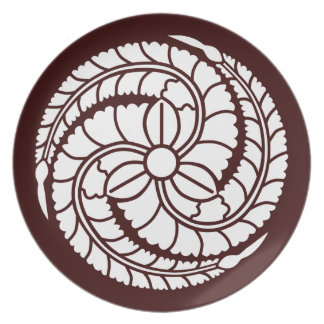 Fujidomoe (W) Plate