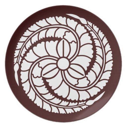 Fujidomoe (W) Party Plate