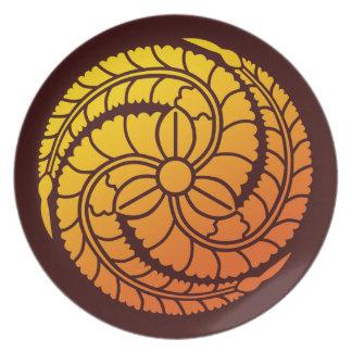 Fujidomoe (YO) Party Plates