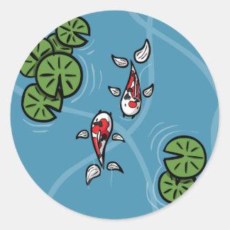 Fuku and Heiwa Sticker