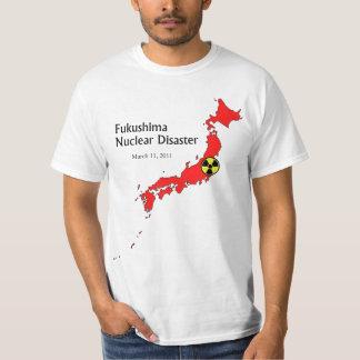 Fukushima Nuclear Disaster T-Shirt