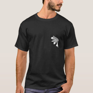 Fukushima Sashimi 2 sided shirt