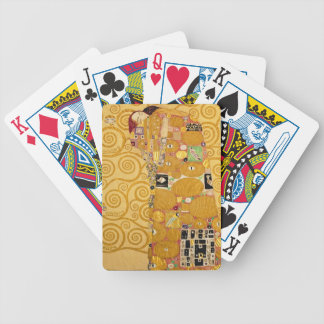 Fulfilment (Stoclet Frieze) c.1905-09 Bicycle Playing Cards