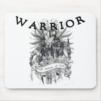 Full Armor of God Mouse Pads