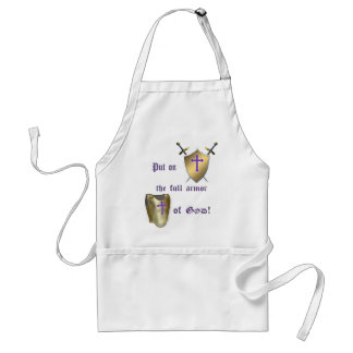 Full Armor of God Standard Apron