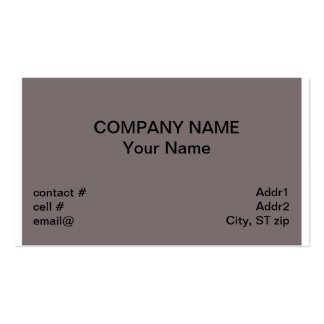 full bcard temp pack of standard business cards