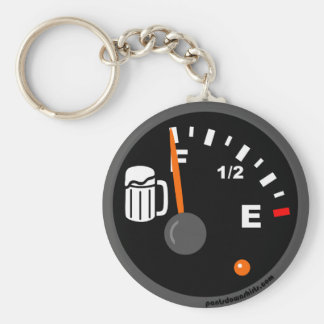 FULL BEER TANK KEYCHAINS