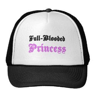 Full-Blooded Princess Mesh Hats