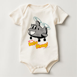 Full-Color Baby Phrog Baby Bodysuit