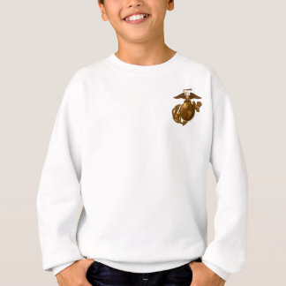Full-Color EGA - Bronze Sweatshirt