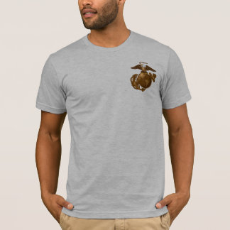 Full-Color EGA - Bronze T-Shirt
