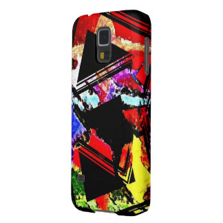 Full Color Geometric Desing Galaxy case Galaxy S5 Cover