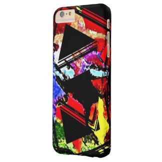 Full Color Geometric Desing iPhone 6 Plus case