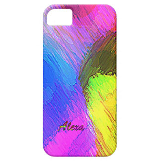 Full color iPhone 5 cover for Alexa