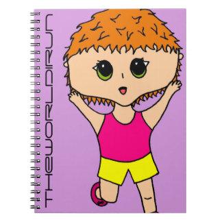 Full Color Runner Notebook #4