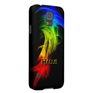 Full Color Samsung Galaxy S5 case for Halle