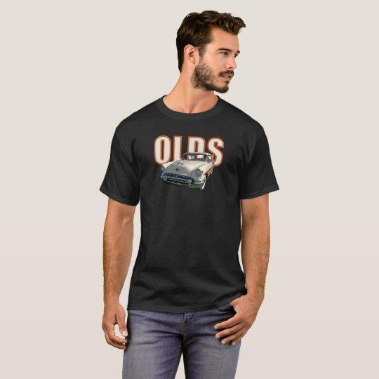 Full colour '55 Olds t-shirt