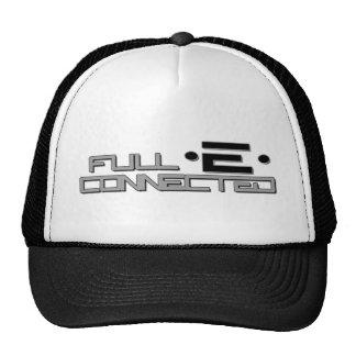 Full-E Connected Logo Hats